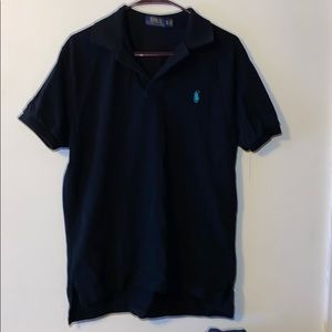 Medium Black Polo